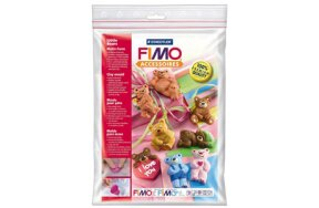FIMO CLAY MOULD BEARS